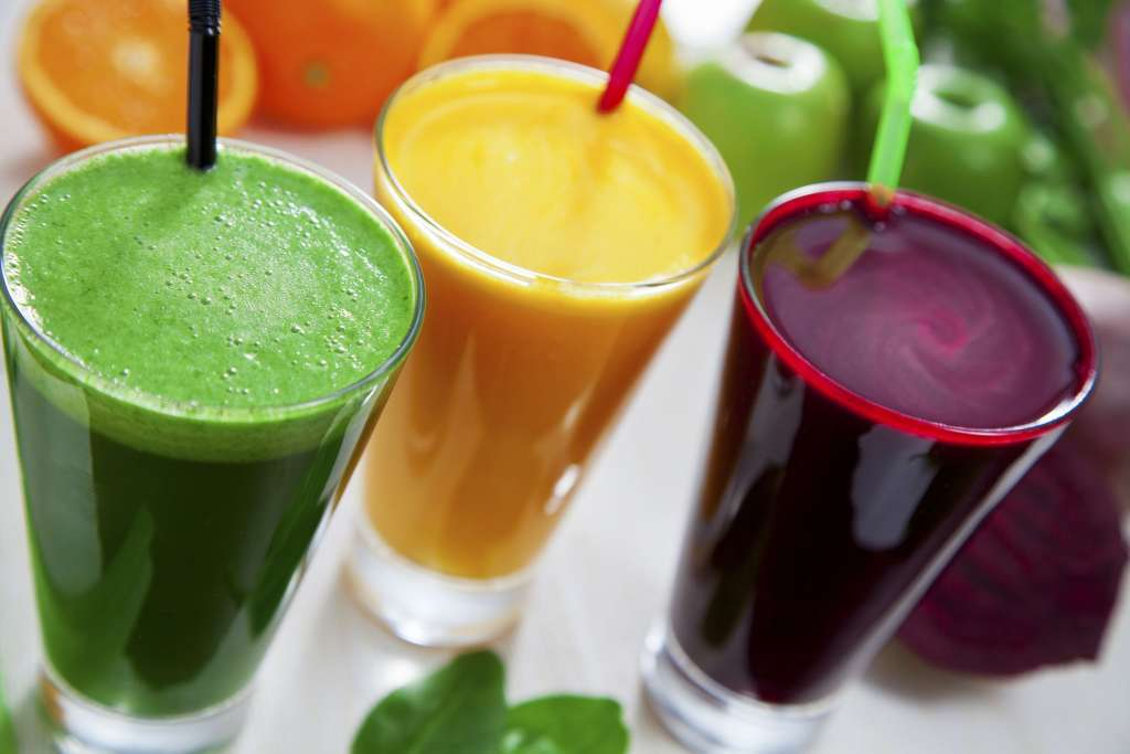 3 jugos naturales para bajar de peso